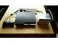 PS3 playstation 3 slim 160gb