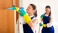 Quality residential cleaning services