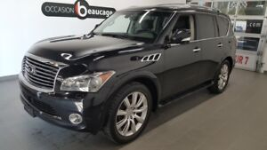 2011 Infiniti QX56 AWD TECHNOLOGY, 8 pass, DVD, navigation