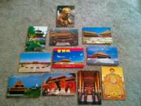 The Forbidden City postcards/ pictures. £4.00. Can Post.