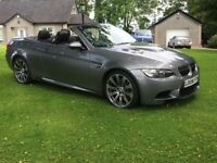 BMW M3 CAB 4.0 V8, 2 OWNERS, FBMWSH FROM NEW