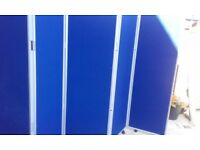 freestanding noticeboard