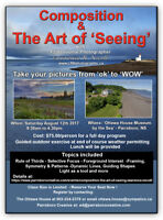Photography Course on the Bay of Fundy, Nova Scotia