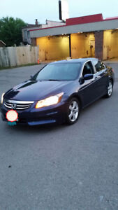 2012 Honda Accord With safety and emission test Sedan
