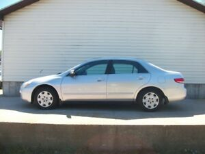 2003 Honda Accord NICE 4CYL CAR