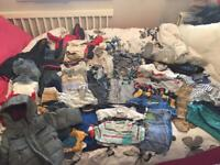 Boys 9-12 months clothing bundle