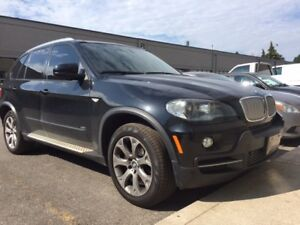 2007 BMW X5 4.8i - NEW TIRES - 7 PASSENGER! PANO ROOF!