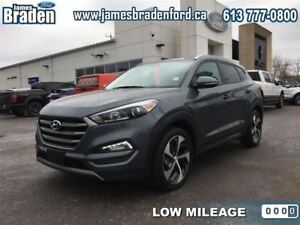 2016 Hyundai Tucson Luxury AWD SUV  - Low Mileage