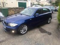 BMW 120D M SPORT Immaculate low mileage lots extras