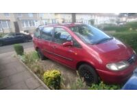 Seat Alhambra 2000 7 Seater People Carrier