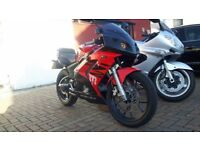 2006 RIEJU RS2 MATRIX 125cc one owner