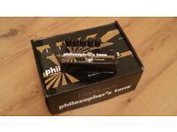 Pigtronix Philosopher's Tone compressor sustainer guitar pedal