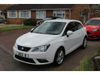 Top of the range Ibiza, Sat Nav, Bluetooth, Loaded with Features