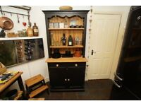 Beautiful Solid Wood Kitchen Dresser for Sale.