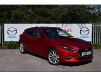 2016 Mazda 3 2.0 165 Sport Nav 5 door Petrol Hatchback