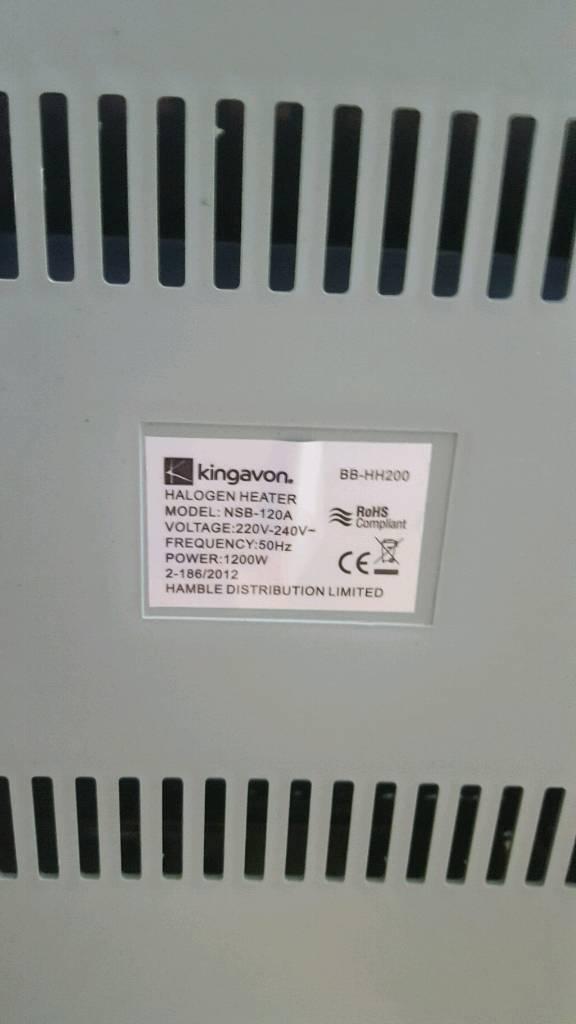 Kingston electric heater