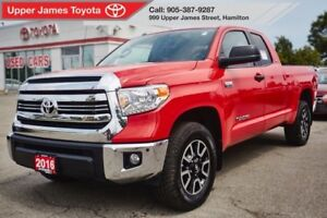 2016 Toyota Tundra 5.7L TRD Offroad Double Cab 4x4
