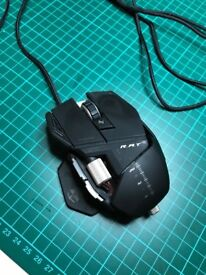 Mad Catz Cyborg R.A.T5 gaming mouse