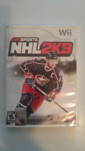 FOR SALE OR TRADE - NHL 2K9 FOR WII - USED