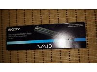 VGP-BPL11 SONY rechargable battery pack