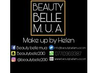 Freelance make up artist astley
