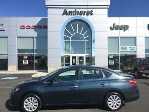 2016 Nissan Sentra LOW PAYMENT OPTIONS, WARRANTY REMAINING
