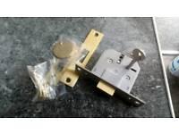 3 lever lock new