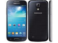 SAMSUNG GALAXY S4 MINI UNLOCKED MINT CONDITION COMES WITH WARRANTY & RECEIPT