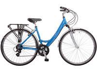 Size 18 (Medium) 24 Speed Dawes Front Suspension Hybrid Ladies Bike in Excellent Condition
