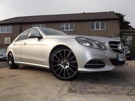 2014 2015 Mercedes-Benz E220 SE BlueTEC 2.1CDI 177BHP 7G-Tronic Plus 4dr Saloon