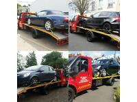 Recovery 24/7 Car/Van Transport Accident emergency jump starts