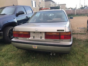 1991 Honda Accord LX/EX Other