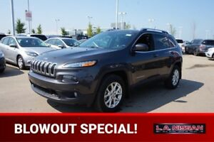 2014 Jeep Cherokee 4X4 NORTH EDITION Accident Free,  Bluetooth,