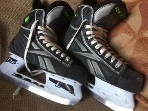 Rbk Pump hockey skates