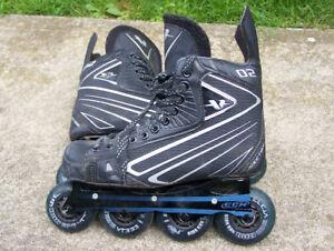Patin roller hockey CCM Vector02