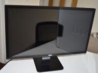 """24"""" Ultra Wide Dell Screen"""