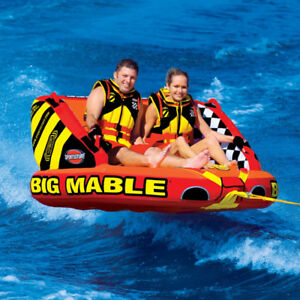 Big Mable Inflatable Double Rider Towable