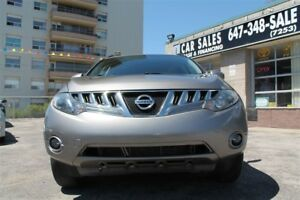 2010 Nissan Murano SL, AWD, BACK UP CAMERA
