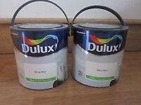 Dulux Interior House Paint New 2.5 litre tins