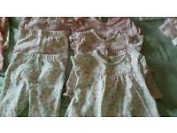 Girls first size clothes