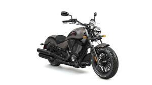 2016 Victory Motorcycles Gunner Custom