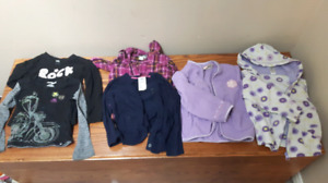 3t girls sweaters and long sleeve