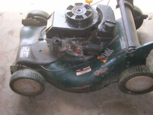 "Craftman 21"" Self-Propelled Lawn Mower"