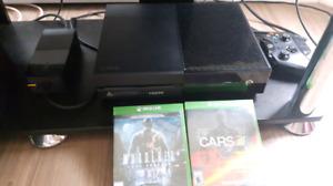 Xbox one 1 tera Doit vendre