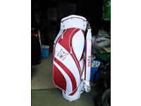 Lynx golf bag New