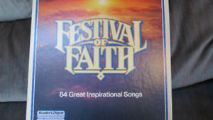Festival Of Faith(7 records)