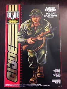 GI Joe Action Soldier Infantry (Unopened)