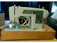 Frister and rossmann sewing machine