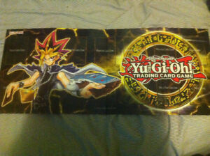 Yu-Gi-Oh! Hardcover Playmat with LCYW Box