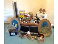 A job lot of items. Perfect for car boot sales or just to keep.